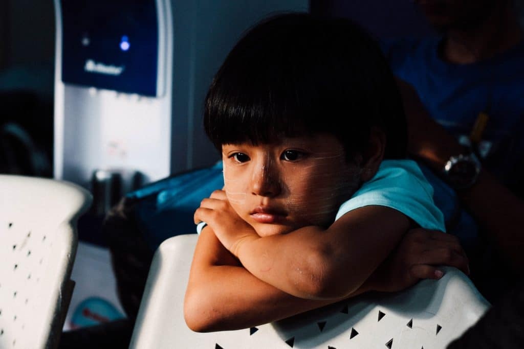 تاثیرات منفی در بهداشت روانی کودکان در بیماری کرونا